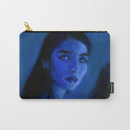 Blue Morphos Carry-All Pouch