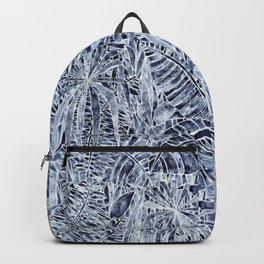 Tropical Indigo Backpack