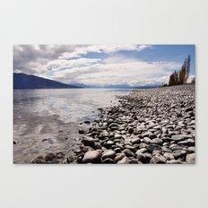 Lake Te Anau Canvas Print
