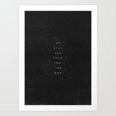 BSAK Art Print