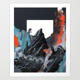 Stalemate Art Print