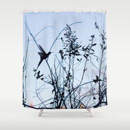 Birds from Pantanal Shower Curtain