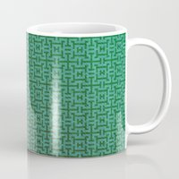 greece Mugs featuring Greece by Gabriele Omar Lakhal