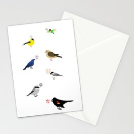 Birds of Ontario Stationery Cards