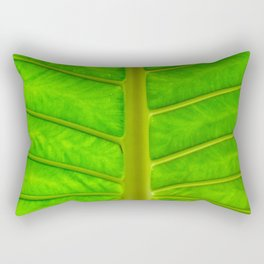Palm Print Rectangular Pillow