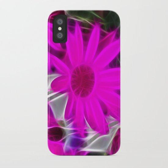 Senetti Daisy iPhone Case