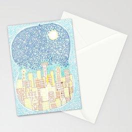 Panacea No. 6 (Arabian Night) Stationery Cards