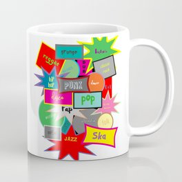 What Are You Listening To? Coffee Mug