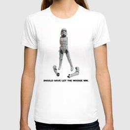 Loser Wookie T-shirt