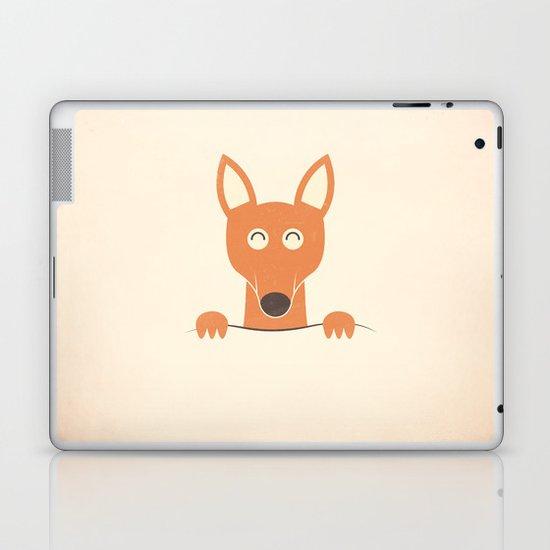 Pocket Kangaroo Laptop & iPad Skin
