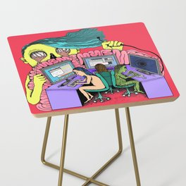 The Grind Side Table