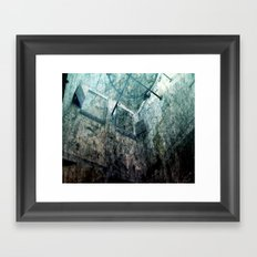 Prison Framed Art Print