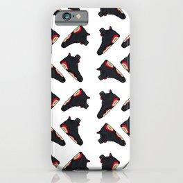 Jordan 6 OG Infrared Black - Pattern iPhone Case