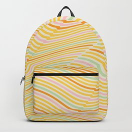 Spring Curves Backpack