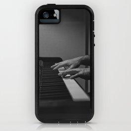 Piano Man iPhone Case