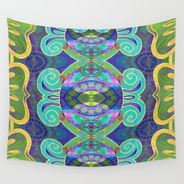Boujee Boho Cooling Medallion Wall Tapestry