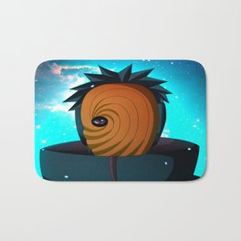 Naruto Obito Uchiha Bath Mat