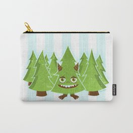 Tree Monster Forest Carry-All Pouch