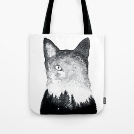 Spacekitten Tote Bag