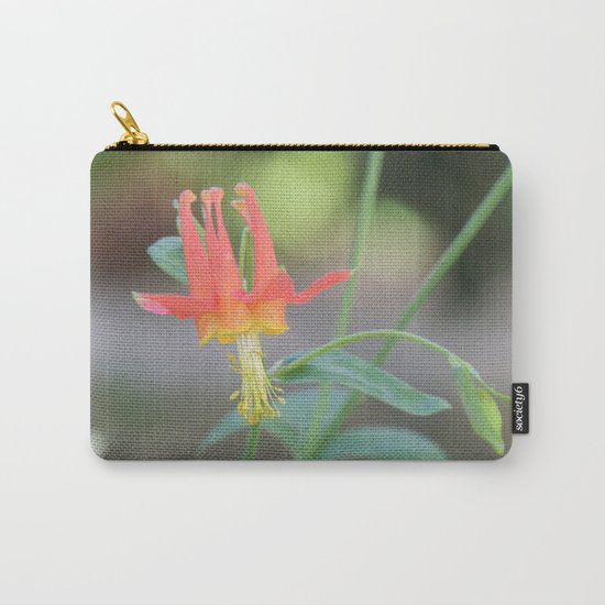 Pastel Columbine Afternoon Carry-All Pouch