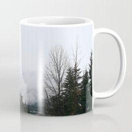 Mist between mountains Coffee Mug