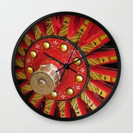 Spokes :: That Speak Wall Clock