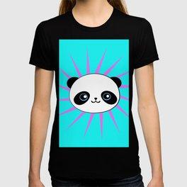 Wild Rockstar Panda T-shirt