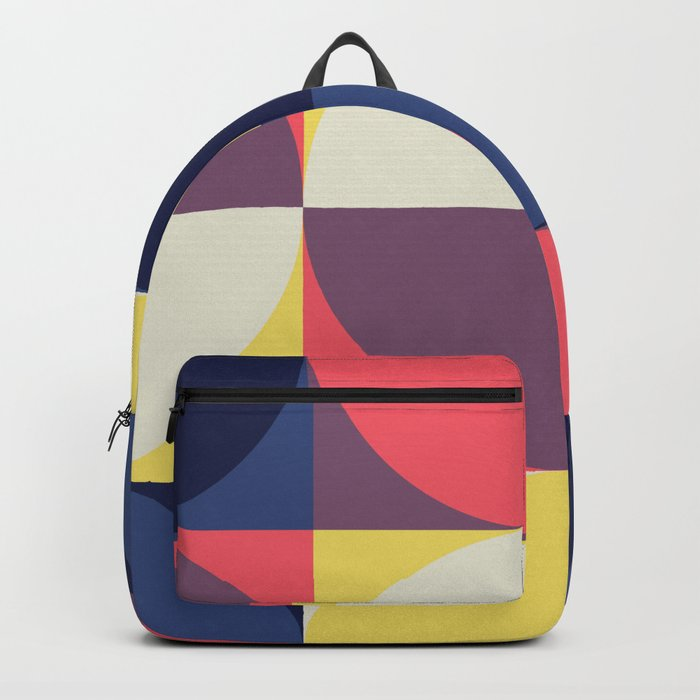 Quarters Quilt 1 Backpack
