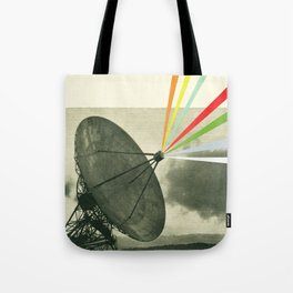 Earth Calling Tote Bag