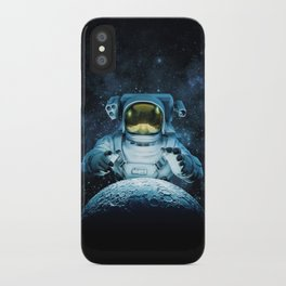 Reach for the Moon iPhone Case