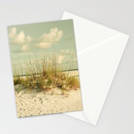 Tropical Beach Vibes Stationery Cards