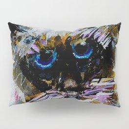 Old Cat Pillow Sham