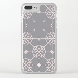 The calm that precedes the thunderstorm Clear iPhone Case