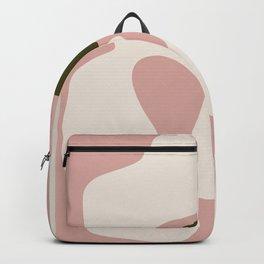 River and Island 04 Modern Print Backpack