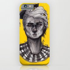 Seen in Yellow Slim Case iPhone 6s