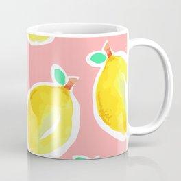 Lemon Crush 2 Coffee Mug