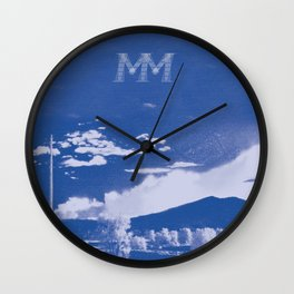 Modest Mouse - White Lies Wall Clock
