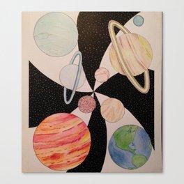 Bursting at the Seams Canvas Print