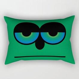 Mister Green Rectangular Pillow