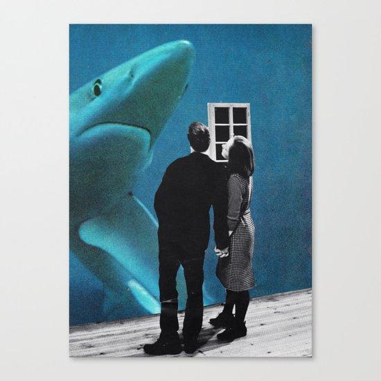 Lo prendiamo per casa? Canvas Print
