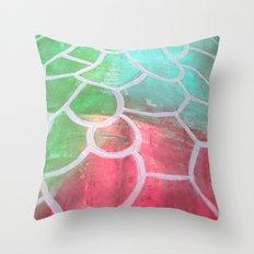 Barcelona Texture #2 Throw Pillow