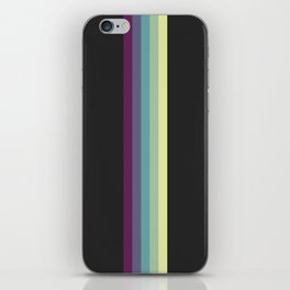 Retro Tigmamanukan iPhone Skin