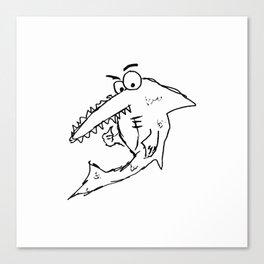 Sea Saw Canvas Print