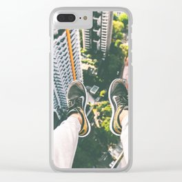 adrenalin Clear iPhone Case