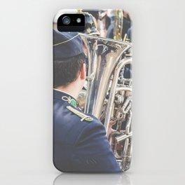 Tuba iPhone Case