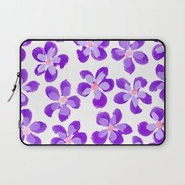 Posey Power - Purple Multi Laptop Sleeve