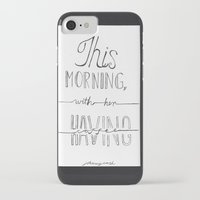 johnny cash iPhone & iPod Cases featuring Johnny Cash by Kami Sparks