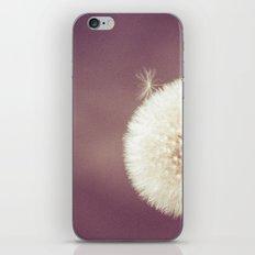 Blow you away iPhone & iPod Skin