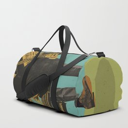 ABSTRACT JAZZ Duffle Bag