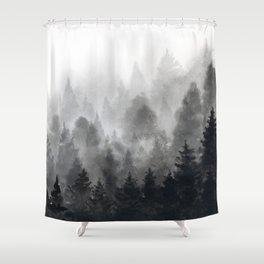 Black Forest. Shower Curtain